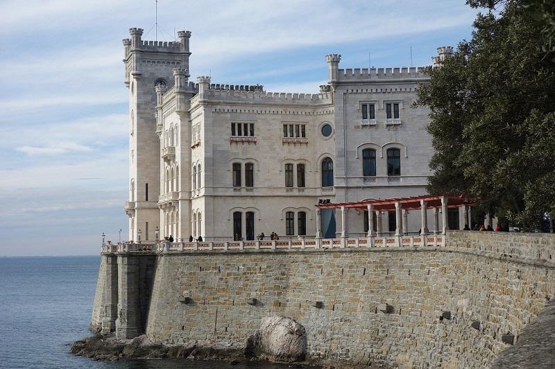 Dvorac Miramare, Trst (Italija)